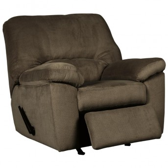 Ashley Dailey Chocolate Rocker Recliner Available Online in Dallas Fort Worth Texas
