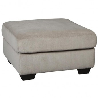 Ashley Dailey Alloy Oversized Accent Ottoman Available Online in Dallas Fort Worth Texas