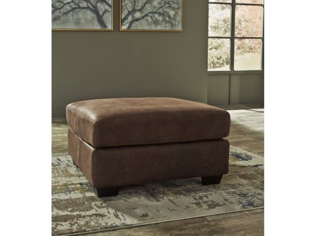Ashley Bladen Coffee Oversized Accent Ottoman Available Online in Dallas Fort Worth Texas