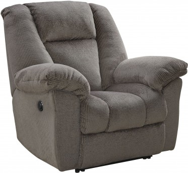Ashley Nimmons Taupe Power Recliner Available Online in Dallas Fort Worth Texas