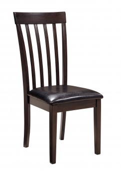 Ashley Hammis Dark Brown Side Chair Available Online in Dallas Fort Worth Texas