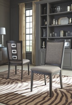Ashley Chadoni Side Chair Available Online in Dallas Fort Worth Texas