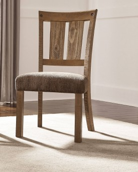 Ashley Tamilo Side Chair Available Online in Dallas Fort Worth Texas