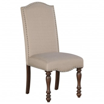 Ashley Baxenburg Upholstered Side Chair Available Online in Dallas Fort Worth Texas