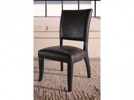 Ashley Sommerford Upholstered Side Chair Available Online in Dallas Fort Worth Texas