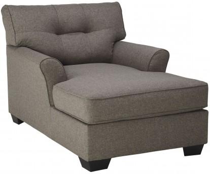 Ashley Tibbee Slate Chaise Available Online in Dallas Fort Worth Texas