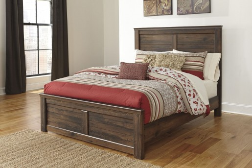 Ashley Quinden King Panel Headboard Available Online in Dallas Fort Worth Texas