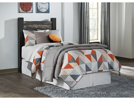 Ashley Westinton Twin Poster Headboard Available Online in Dallas Fort Worth Texas