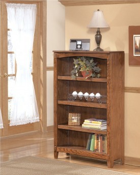 Cross Island Brown Medium Bookcase Available Online in Dallas Fort Worth Texas