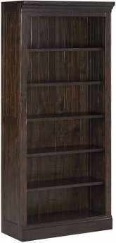 Ashley Townser Grayish Brown Bookcase Available Online in Dallas Fort Worth Texas