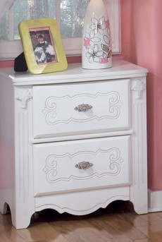 Ashley Exquisite Night Stand Available Online in Dallas Fort Worth Texas