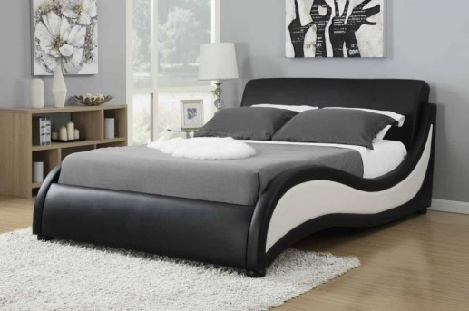 Coaster Niguel King Platform Bed Available Online in Dallas Fort Worth Texas