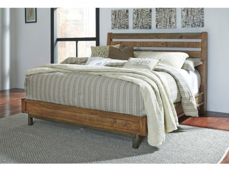 Dondie Cal King Footboard with Rail Available Online in Dallas Fort Worth Texas