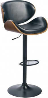Adjustable Height Barstools Black Upholstered Barstool Available Online in Dallas Fort Worth Texas