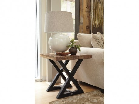 Ashley Wesling End Table Available Online in Dallas Fort Worth Texas