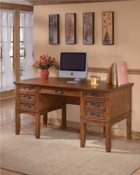 Cross Island Brown Leg Desk with Storage Available Online in Dallas Fort Worth Texas
