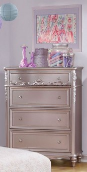 Coaster Caroline Metallic Lilac Chest Available Online in Dallas Fort Worth Texas