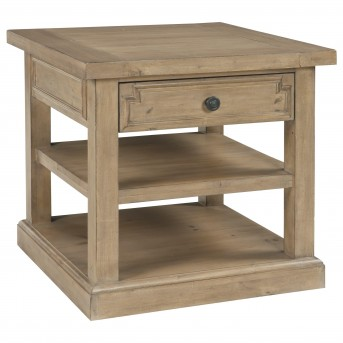 Coaster Florence Rustic End Table Dallas Tx Occasional Tables