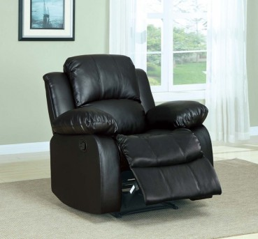 Homelegance Cranley Black Power Reclining Chair Available Online in Dallas Fort Worth Texas