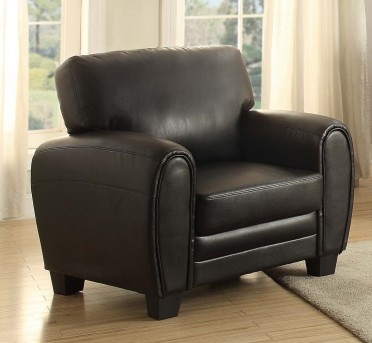 Homelegance Rubin Black Chair Available Online in Dallas Fort Worth Texas