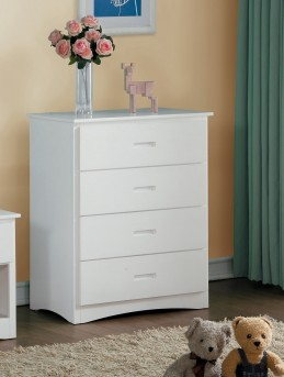 Homelegance Galen White Chest Available Online in Dallas Fort Worth Texas