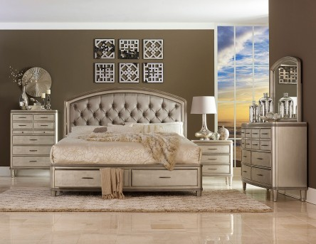 Homelegance Tandie Queen Platform Storage Bed Available Online in Dallas Fort Worth Texas