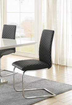 Homelegance Yannis Side Chair Available Online in Dallas Fort Worth Texas