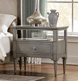 Homelegance Albright Grey Night Stand Available Online in Dallas Fort Worth Texas