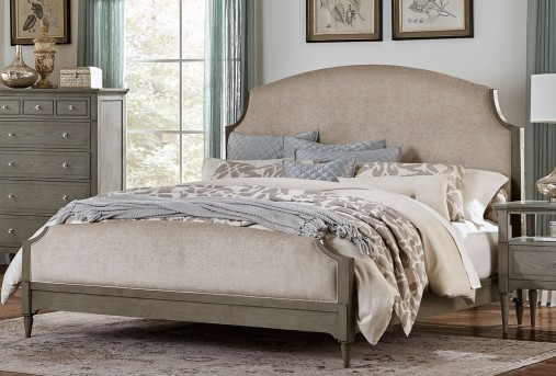 Homelegance Albright Grey King Bed Available Online in Dallas Fort Worth Texas