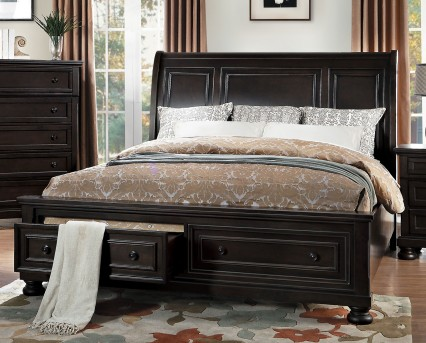 Homelegance Begonia King Platform Bed Available Online in Dallas Fort Worth Texas