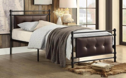 Homelegance Jayla Twin Platform Bed Available Online in Dallas Fort Worth Texas