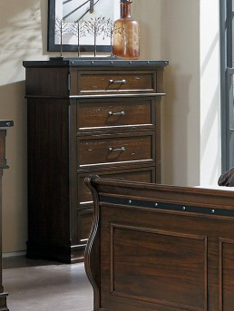 Homelegance Schleiger Brown Chest Available Online in Dallas Fort Worth Texas