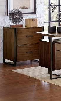 Homelegance Sedley Walnut File Cabinet Available Online in Dallas Fort Worth Texas