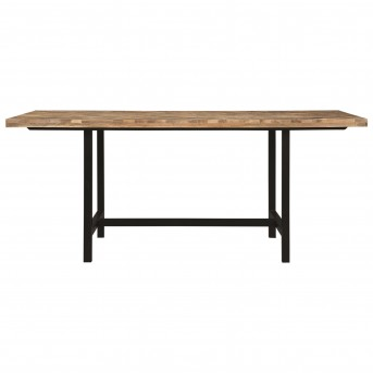 Coaster Thompson Natural Mango Dining Table Available Online in Dallas Fort Worth Texas