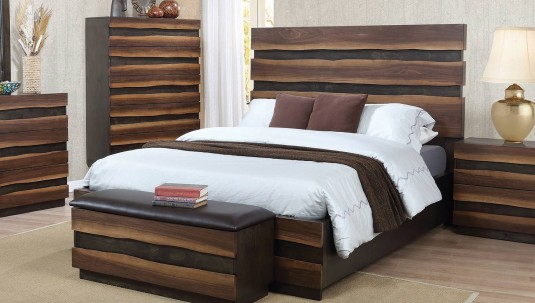 Coaster Octavia Queen Bed Available Online in Dallas Fort Worth Texas