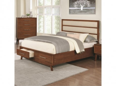 Coaster Pils Queen Bed Available Online in Dallas Fort Worth Texas