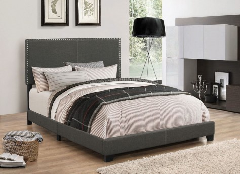 Coaster Boyd Charcoal King Bed Available Online in Dallas Fort Worth Texas