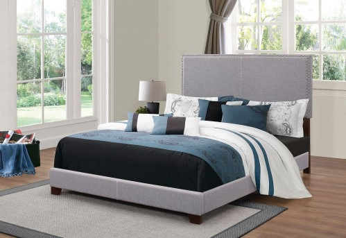 Coaster Boyd Grey King Bed Available Online in Dallas Fort Worth Texas
