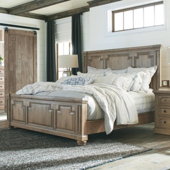 Coaster Florence Solid Pine King Bed Available Online in Dallas Fort Worth Texas