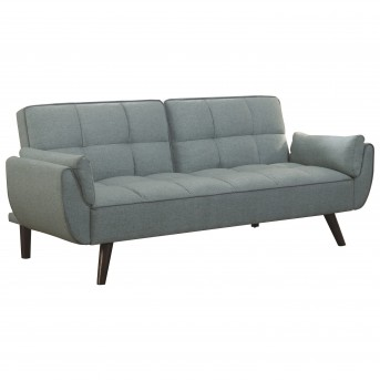 Coaster Cheyenne Turquoise Blue Sofa Bed Available Online in Dallas Fort Worth Texas