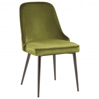 Coaster Riverbank Green Side Chair Available Online in Dallas Fort Worth Texas