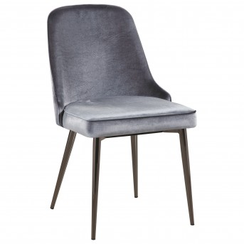 Coaster Riverbank Blue Side Chair Available Online in Dallas Fort Worth Texas