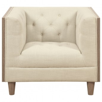 Coaster Fairbanks Weathered Taupe Chair Available Online in Dallas Fort Worth Texas