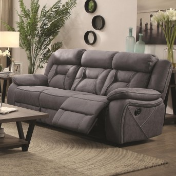 Coaster Houston Reclining Sofa Available Online in Dallas Fort Worth Texas
