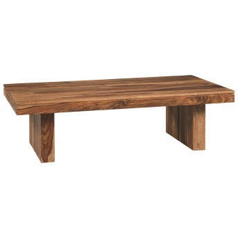 Coaster Scott Natural Sheeshan Coffee Table Available Online in Dallas Fort Worth Texas