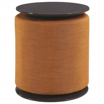 Coaster Scott High Gloss Orange Accent Table Available Online in Dallas Fort Worth Texas