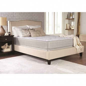 Coaster Crystal Cove II Gray Queen Plush Mattress Available Online in Dallas Fort Worth Texas