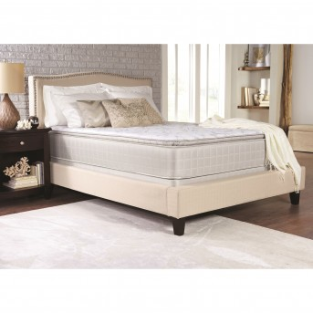 Coaster Marbella II Gray Pillow Top Full Mattress Available Online in Dallas Fort Worth Texas
