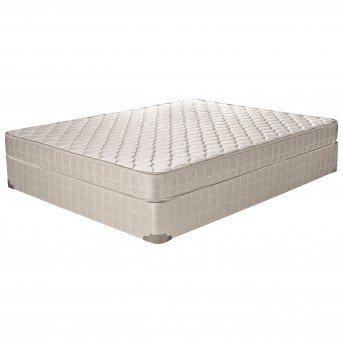 Coaster Laguna II Gray Full Innerspring Firm Mattress Available Online in Dallas Fort Worth Texas