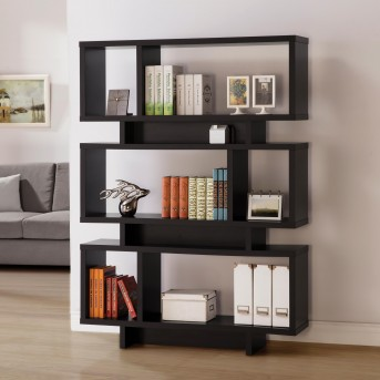 Coaster Newburgh Cappuccino Bookcase Available Online in Dallas Fort Worth Texas